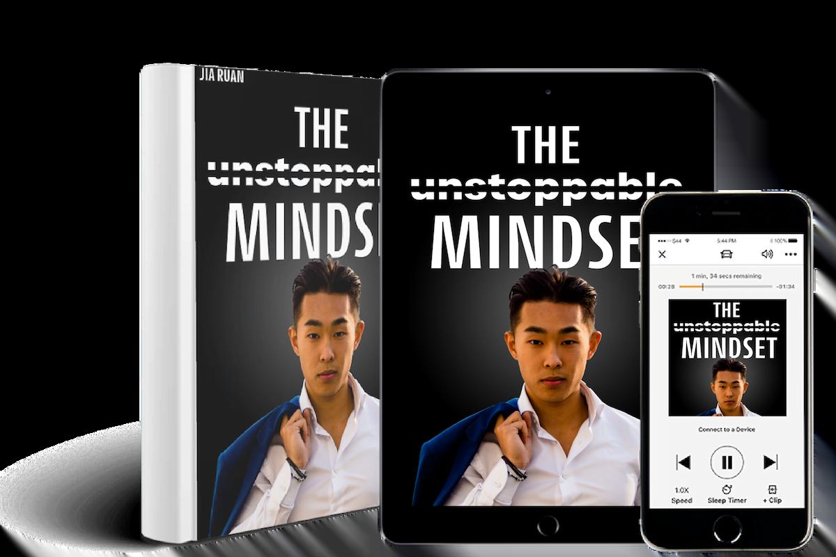 Unstoppable Mindset programma Jia Ruan
